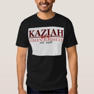 KAZIAH UNIV. T-SHIRTS