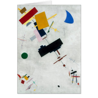 Kazimir Malevich Art Card