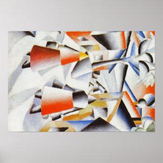 Kazimir Malevich Art Print