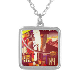 Kazimir Malevich- Englishman in Moscow Necklace