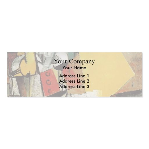 Kazimir Malevich- Guard Business Cards