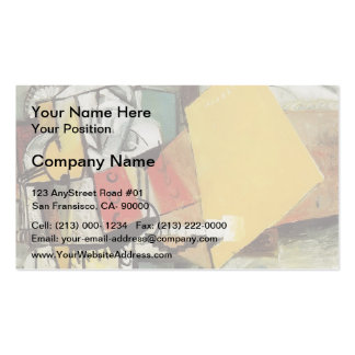Kazimir Malevich- Guard Double-Sided Standard Business Cards (Pack Of 100)