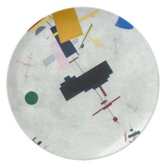 Kazimir Malevich - Suprematism Plate