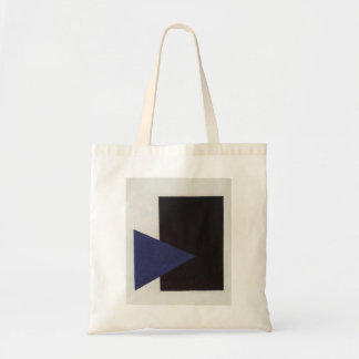 Kazimir Malevich- Suprematism with Blue Triangle Tote Bag