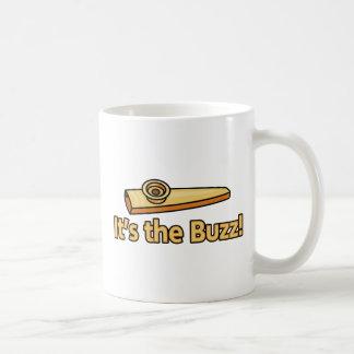 Kazoo Buzz Coffee Mugs