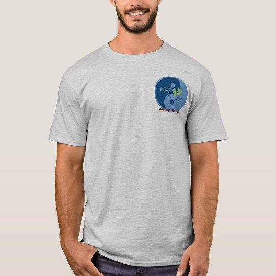KazTouch Shirts - Small Logo