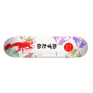 Kazutaka Skateboard Decks