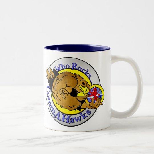 KB Comm.A.Hawks - Mug