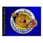 KB Comm.A.Hawks - PostCard
