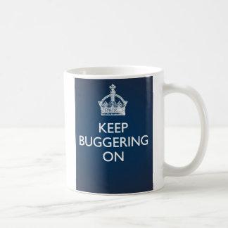 KBO Mug - Deep Blue