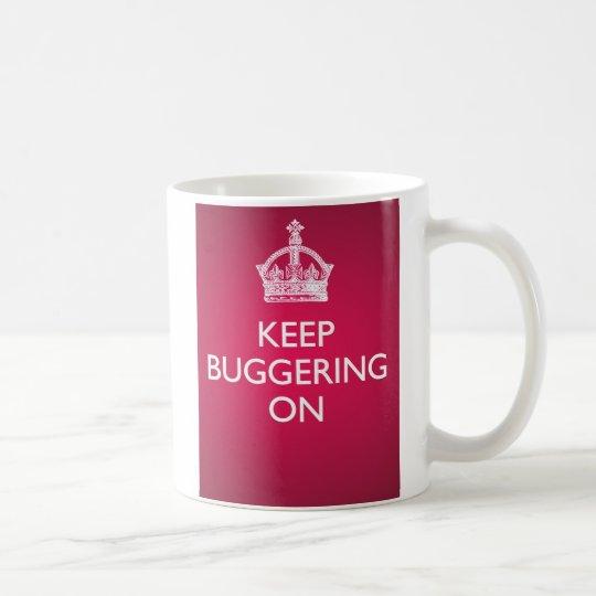 KBO Mug - Hot Pink