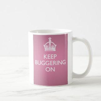 KBO Mug - Pale Pink