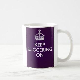 KBO Mug - Royal Violet
