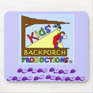 "KBP ""Giving Kids a Taste of Broadway Mouse Pad"