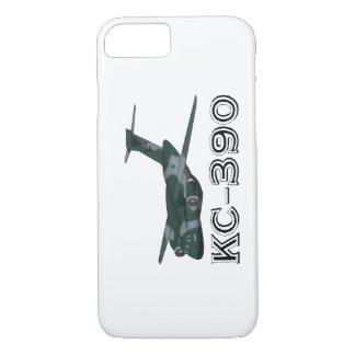 KC-390 3d Brazilian Air Force iPhone 8/7 Case
