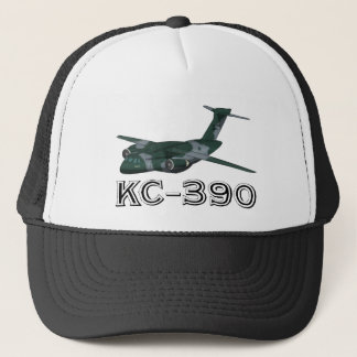 KC-390 3d Brazilian Air Force Trucker Hat