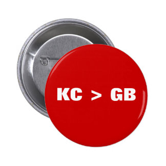 KC > GB 6 CM ROUND BADGE