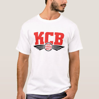 KCB - Keep Coming Back Recovery Merchandise T-Shirt