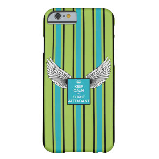 Kciafa backward soon green and blue barely there iPhone 6 case