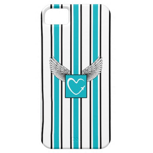 Kciafa soon and stripes iPhone 5 case