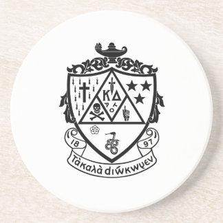 KD Crest Sandstone Coaster