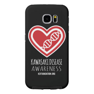 KD Phone Case (Case-Mate Tough Samsung Galaxy S6 )