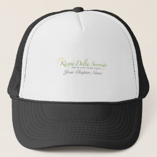 KD Sorority Logo Trucker Hat
