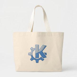 KDE Linux Canvas Bag