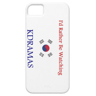 KDrama Fan Case For The iPhone 5