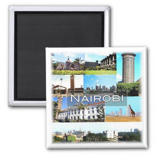 KE * Kenya - Nairobi Magnet