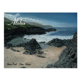 Keana Point Post Card