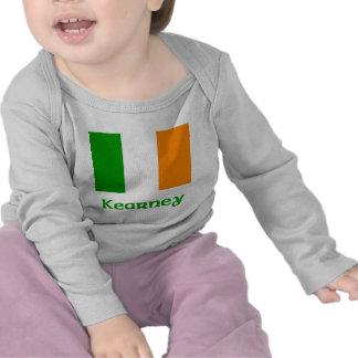 Kearney Irish Flag Tee Shirts