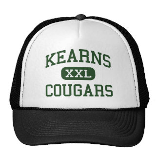 Kearns - Cougars - High School - Kearns Utah Cap