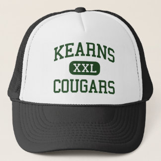 Kearns - Cougars - High School - Kearns Utah Trucker Hat