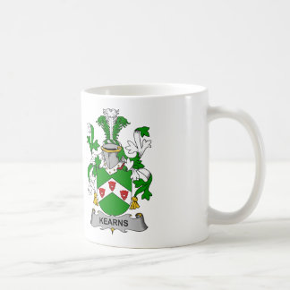 Kearns Family Crest Coffee Mug