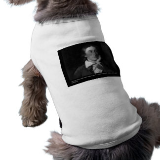 Keats Love Is My Religion Quote Gifts Tees Etc Sleeveless Dog Shirt