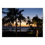 Keauhou Bay Hawaii Card
