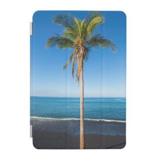 Keawaiki black sand beach 2 iPad mini cover