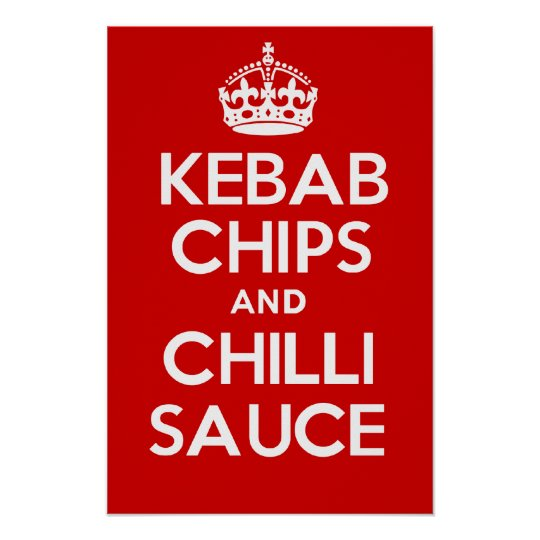 how to make chilli sauce for kebabs