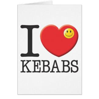 Kebabs Card
