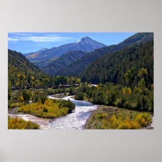 Kebler Pass, Colorado Poster