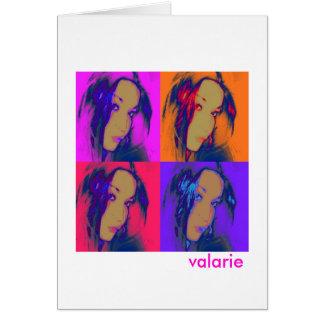 keeks color notecard note card