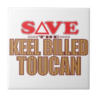 Keel Billed Toucan Save Tile