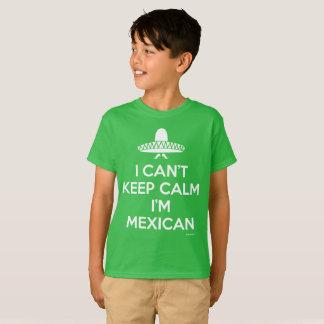 Keel Calm Mexican T-Shirt