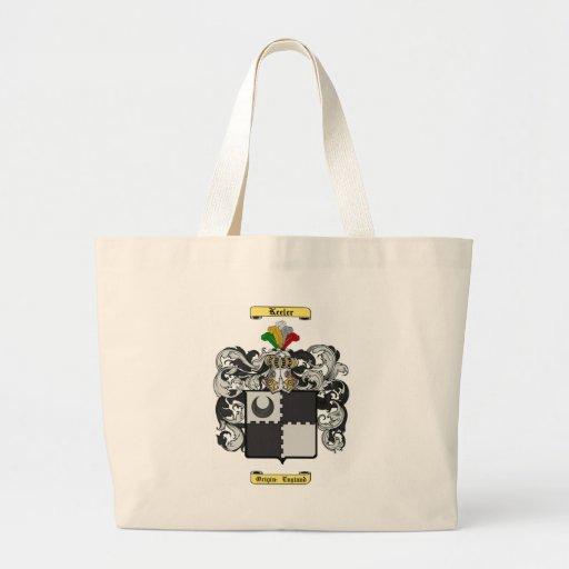 keeler canvas bag