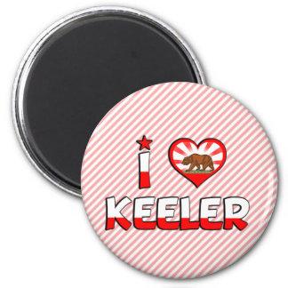 Keeler CA Magnets