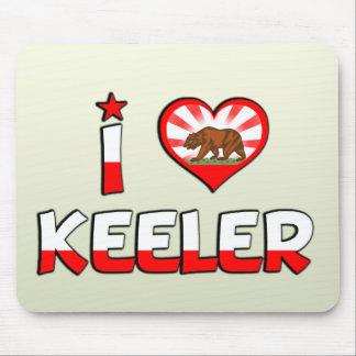 Keeler CA Mousepads
