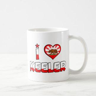 Keeler, CA Mug