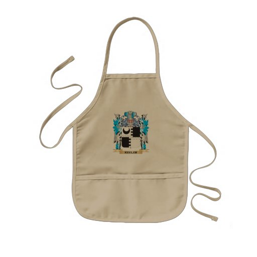 Keeler Coat of Arms - Family Crest Apron