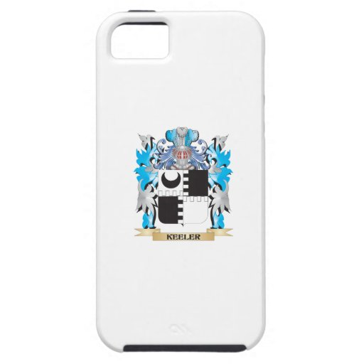 Keeler Coat of Arms - Family Crest iPhone 5/5S Covers